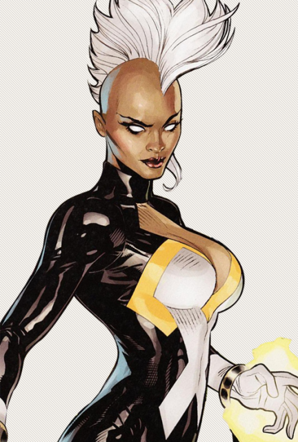 hair and all! This is so me as  a super hero but let's face it. Most black women are already super